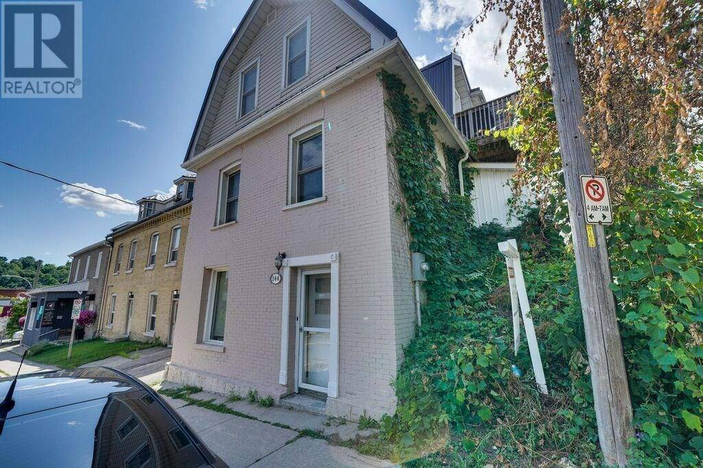 Townhouse for sale at 144 Grand River St North Paris Ontario - MLS: 30756945