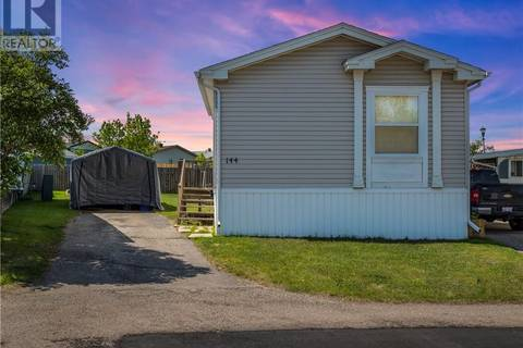 Residential property for sale at 144 Gresford Pl Fort Mcmurray Alberta - MLS: fm0159566