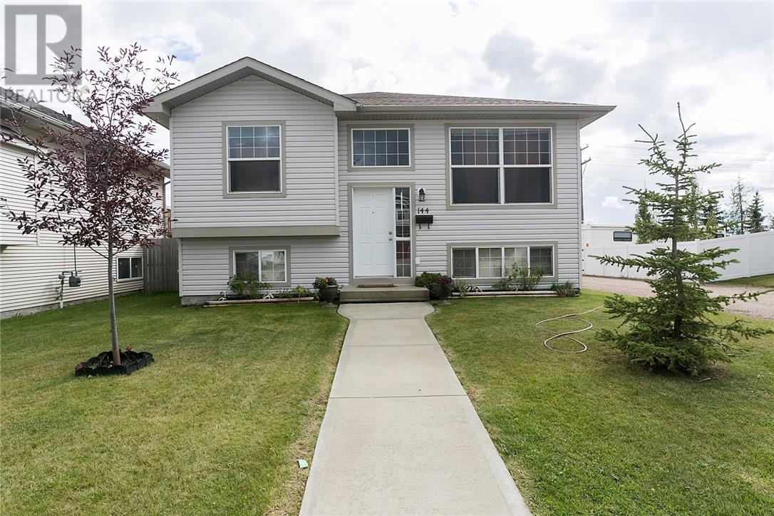 For Sale: 144 Iverson Close, Red Deer, AB | 4 Bed, 2 Bath House for $299,900. See 25 photos!