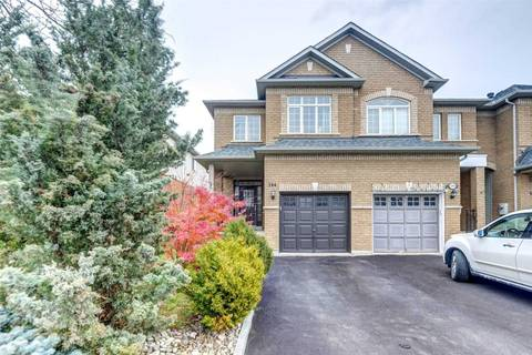 Townhouse for sale at 144 Marycroft Ct Brampton Ontario - MLS: W4631038