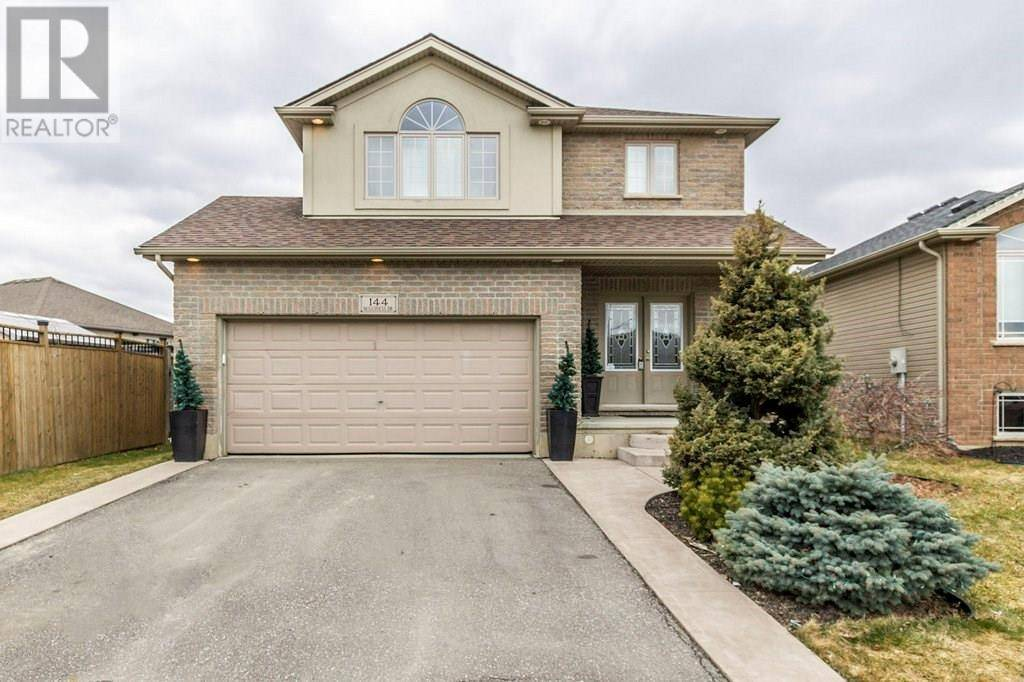 House for sale at 144 Mcguiness Dr Brantford Ontario - MLS: 30798792