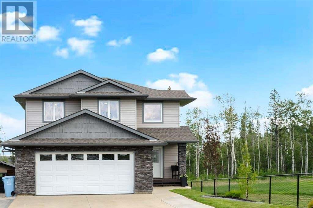 House for sale at 144 Merganser Pl Fort Mcmurray Alberta - MLS: A1007199