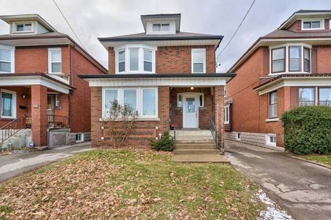 Townhouse for sale at 144 Ottawa St Hamilton Ontario - MLS: X4330461