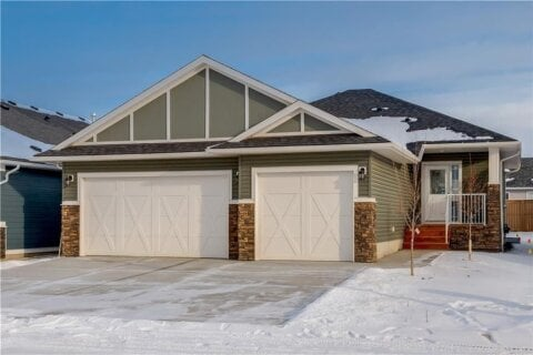 House for sale at 144 Riverwood By SW Black Diamond Alberta - MLS: A1049151