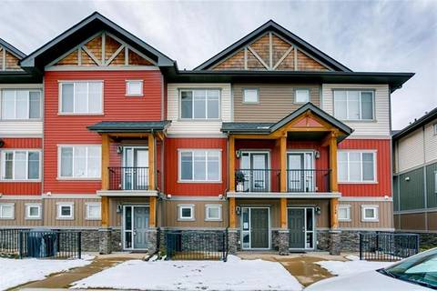 Townhouse for sale at 144 Skyview Springs Manr Northeast Calgary Alberta - MLS: C4292208