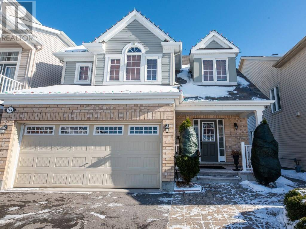 House for sale at 144 Soleil Ave Ottawa Ontario - MLS: 1187138