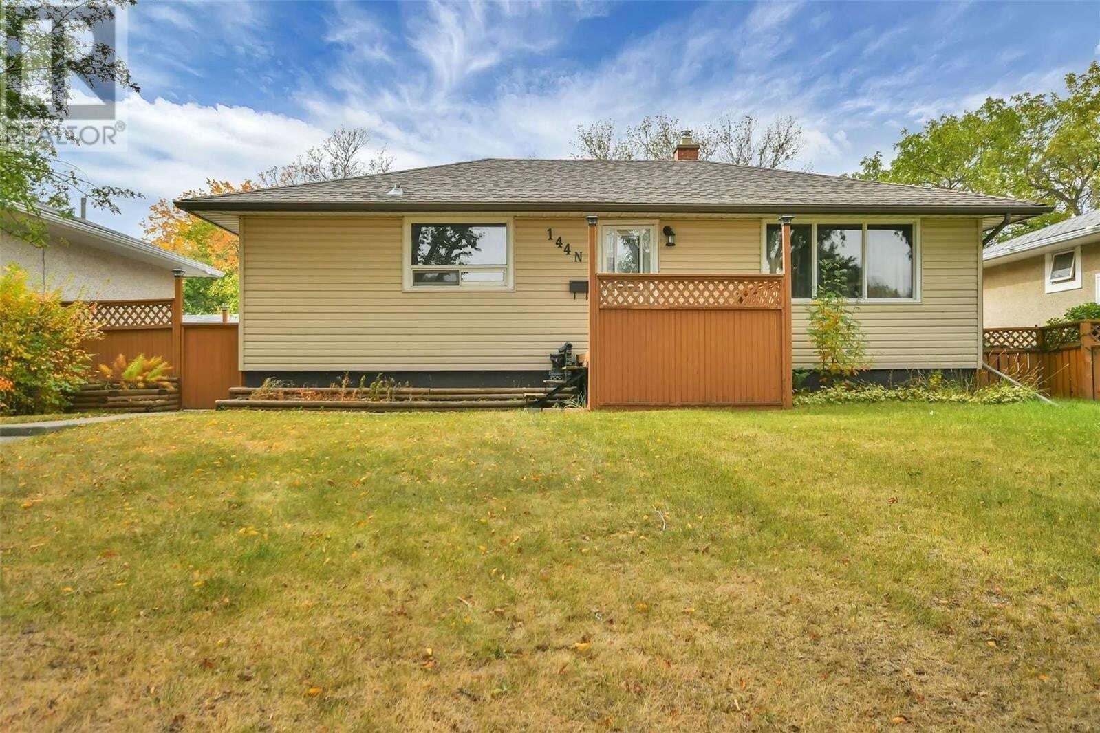 House for sale at 144 Toronto St N Regina Saskatchewan - MLS: SK828155