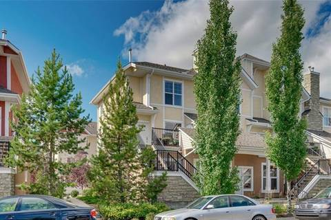 Townhouse for sale at 144 West Springs Rd Southwest Calgary Alberta - MLS: C4266883