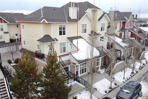 Townhouse for sale at 144 West Springs Rd Southwest Calgary Alberta - MLS: C4279099