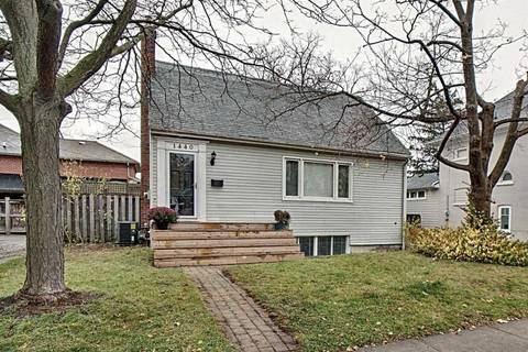 House for sale at 1440 Caroline St Burlington Ontario - MLS: W4638949