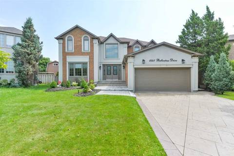 House for sale at 1441 Ballantrae Dr Mississauga Ontario - MLS: W4531929