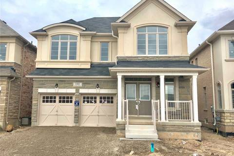 House for sale at 1441 Leger Wy Milton Ontario - MLS: W4389640