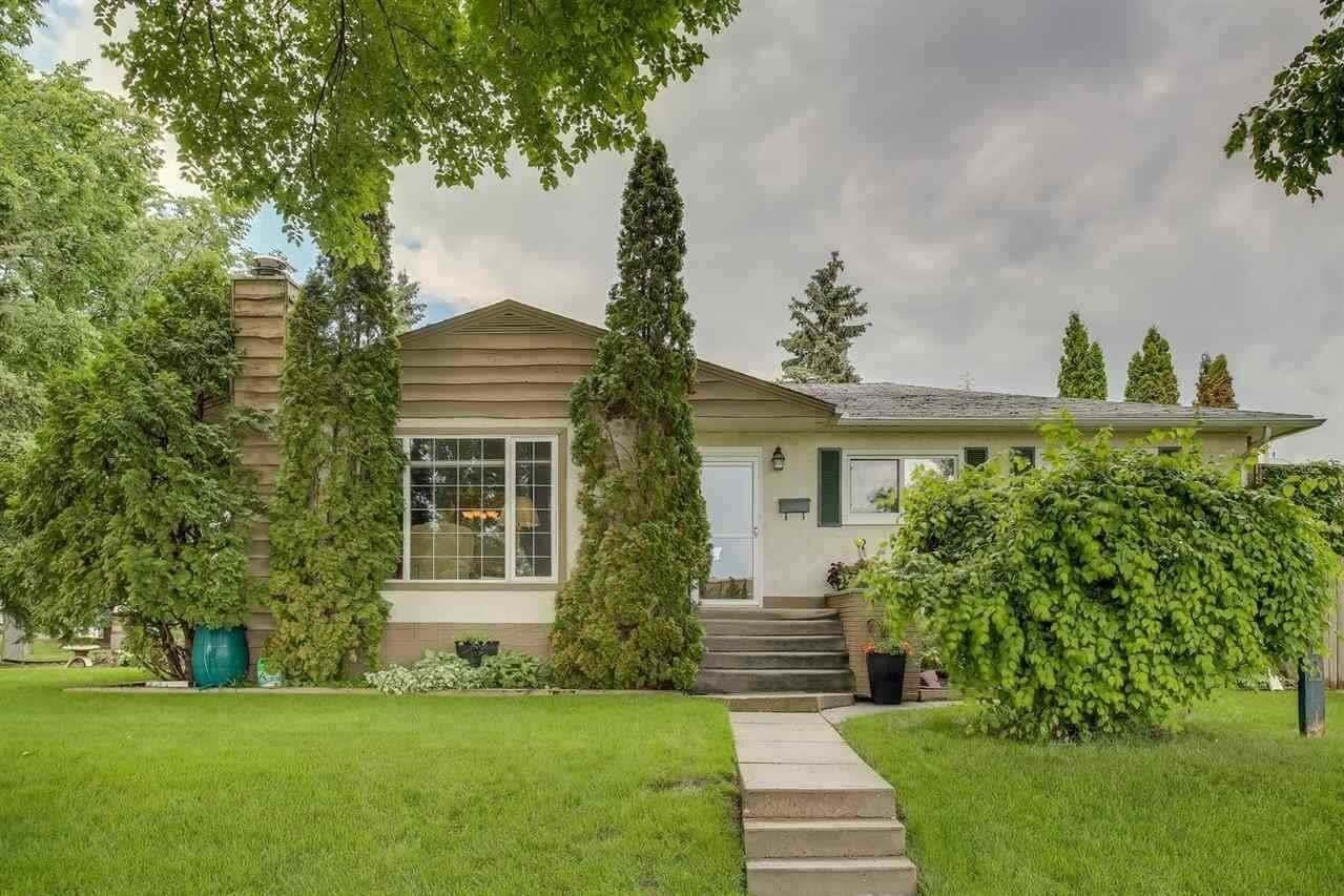 House for sale at 14412 97 Av NW Edmonton Alberta - MLS: E4196209