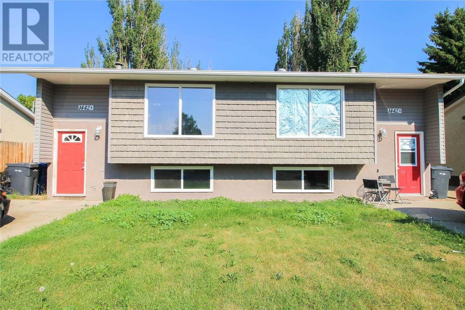 Townhouse for sale at 1442 111th St North Battleford Saskatchewan - MLS: SK823653
