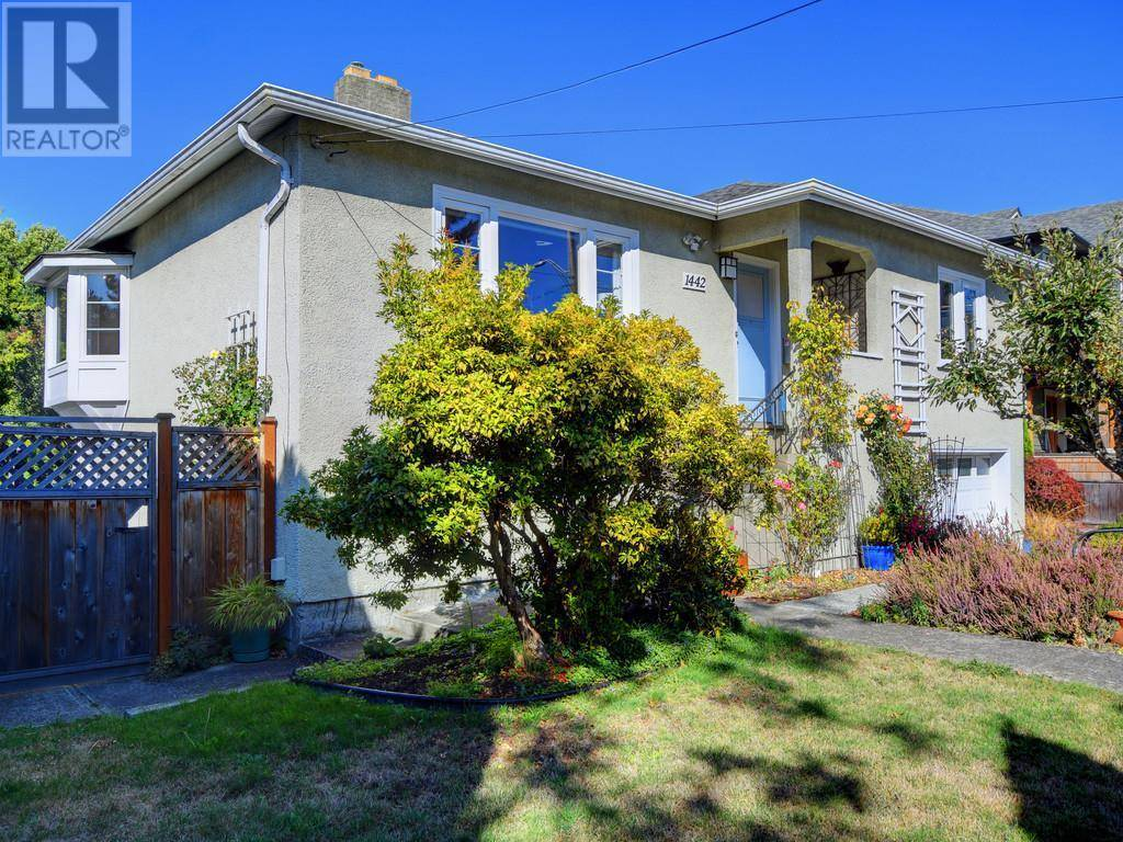 House for sale at 1442 Brooke St Victoria British Columbia - MLS: 415483