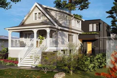 Townhouse for sale at 1442 30th Ave E Vancouver British Columbia - MLS: R2469818