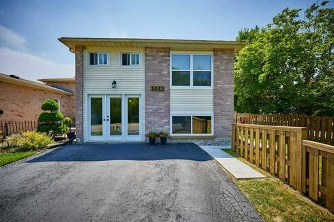 House for sale at 1442 Valley Dr Oshawa Ontario - MLS: E4513006