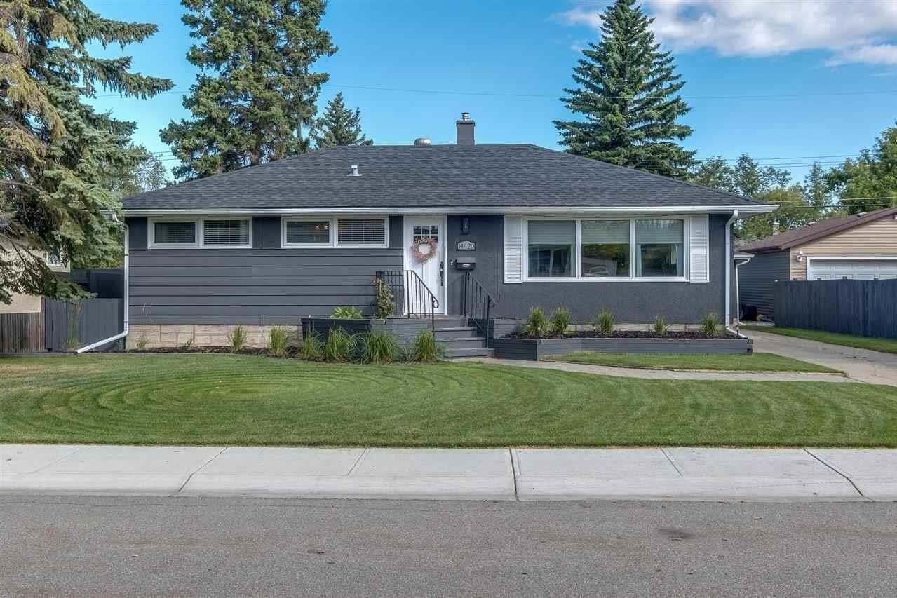 House for sale at 14420 86 Av NW Edmonton Alberta - MLS: E4212039
