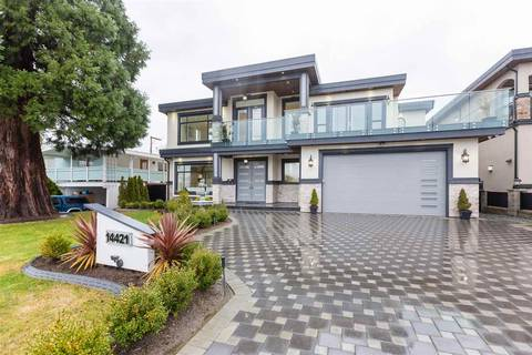 House for sale at 14421 Saturna Dr White Rock British Columbia - MLS: R2338274