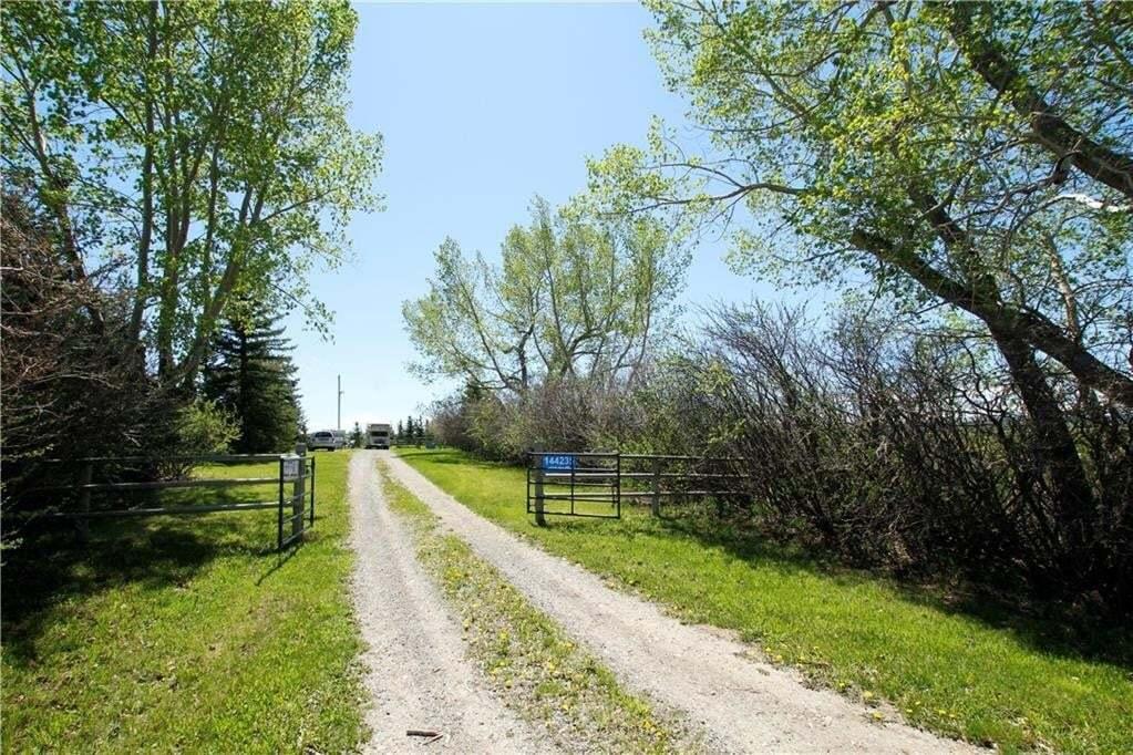House for sale at 144235 434 Av W Rural Foothills M.d. Alberta - MLS: C4292301