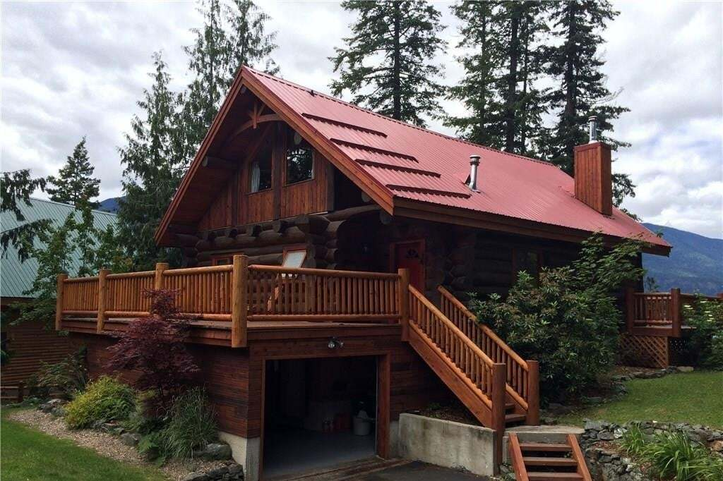 House for sale at 14425 3a Hy Gray Creek British Columbia - MLS: 2428020