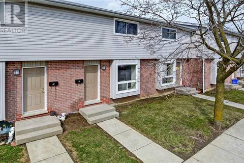 Townhouse for sale at 22 Huron St Unit 1443 London Ontario - MLS: 188323