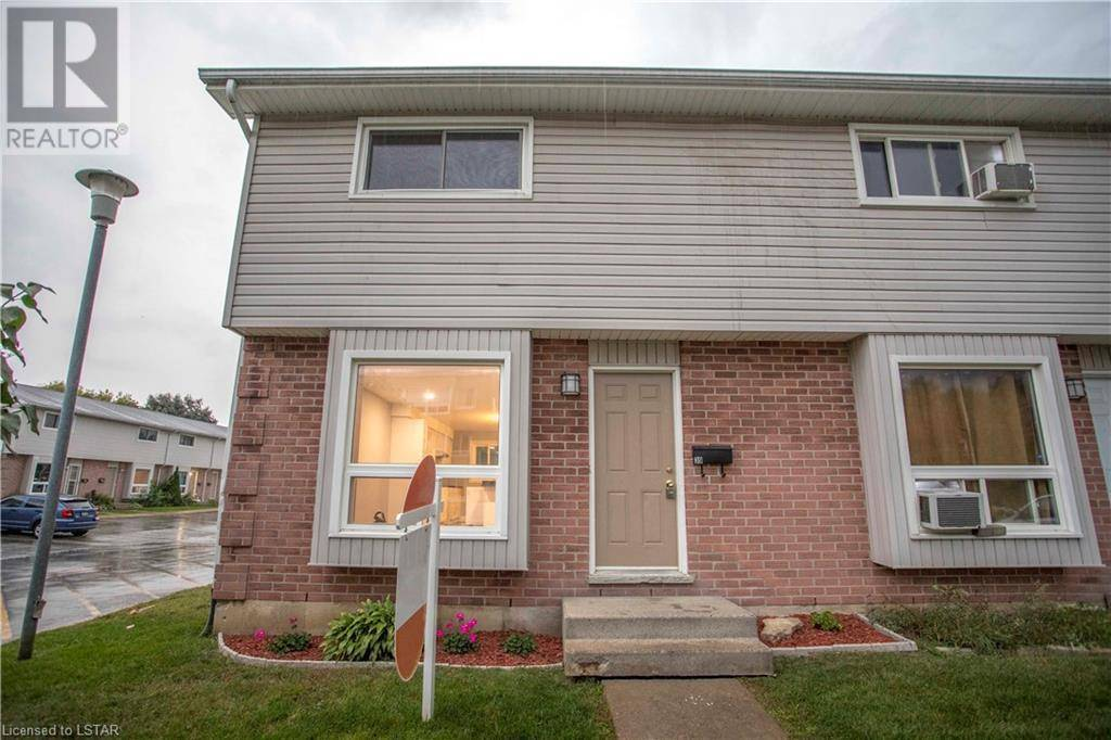 Townhouse for sale at 39 Huron St Unit 1443 London Ontario - MLS: 221272