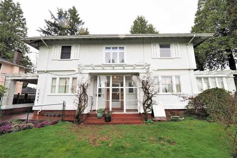 House for sale at 1443 57th Ave W Vancouver British Columbia - MLS: R2449663