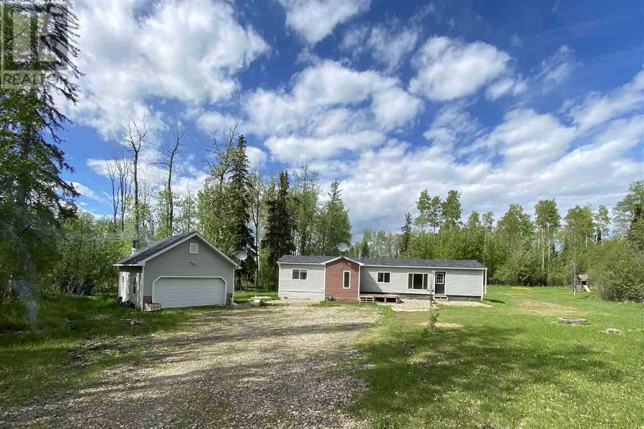 Residential property for sale at 14438 Red Creek Rd Charlie Lake British Columbia - MLS: R2446494