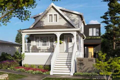 Townhouse for sale at 1444 30th Ave E Vancouver British Columbia - MLS: R2469838