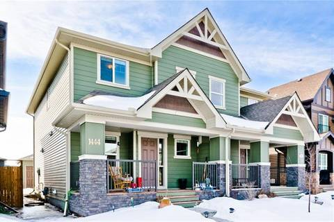 Townhouse for sale at 1444 Legacy Circ Southeast Calgary Alberta - MLS: C4288829