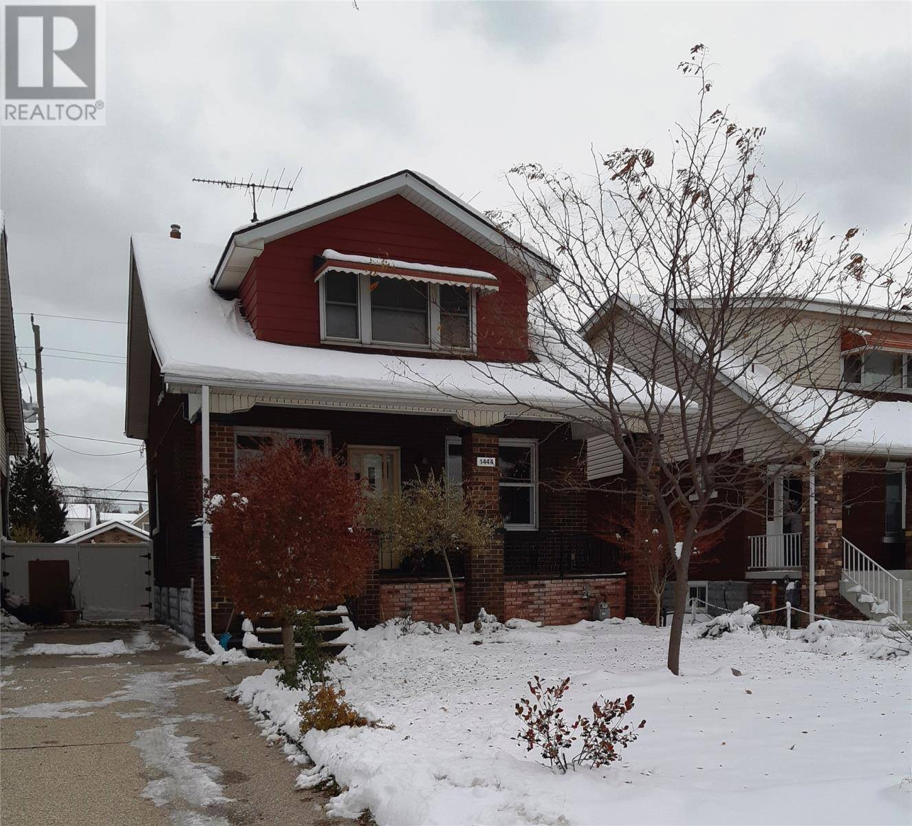 House for sale at 1444 Parent Ave Windsor Ontario - MLS: 19028346