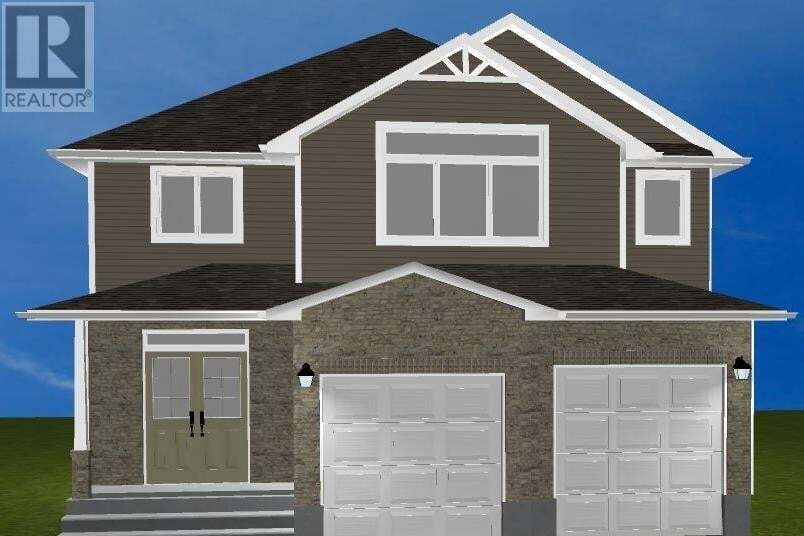 House for sale at 1444 Remington (lot 29) Ave Kingston Ontario - MLS: K20005821