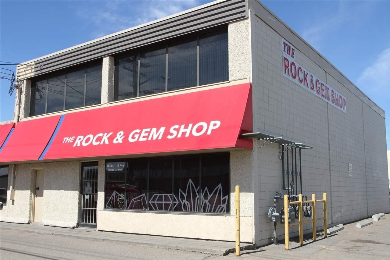 Commercial property for lease at 14448 118 Av NW Edmonton Alberta - MLS: E4153634