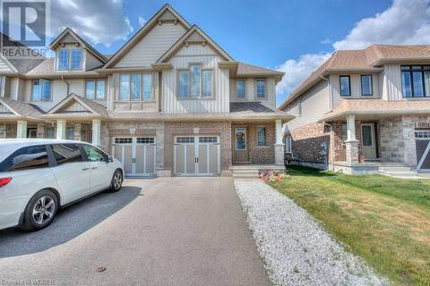 Townhouse for sale at 1445 Dunkirk Ave Woodstock Ontario - MLS: 188893