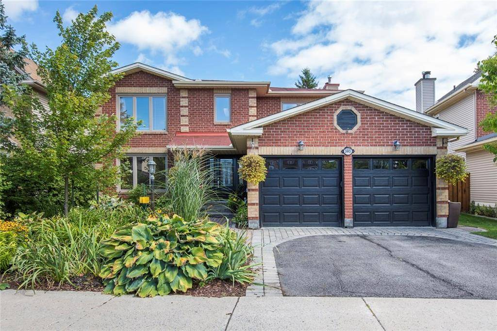 House for sale at 1445 Forest Valley Dr Ottawa Ontario - MLS: 1167275
