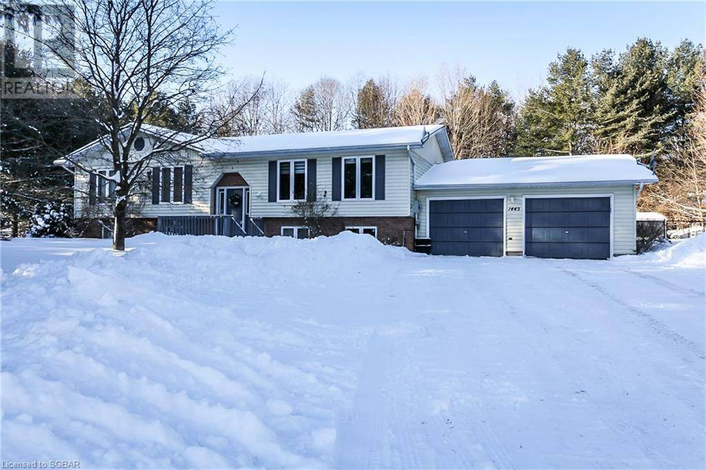 House for sale at 1445 Par Four Dr Midland Ontario - MLS: 240971