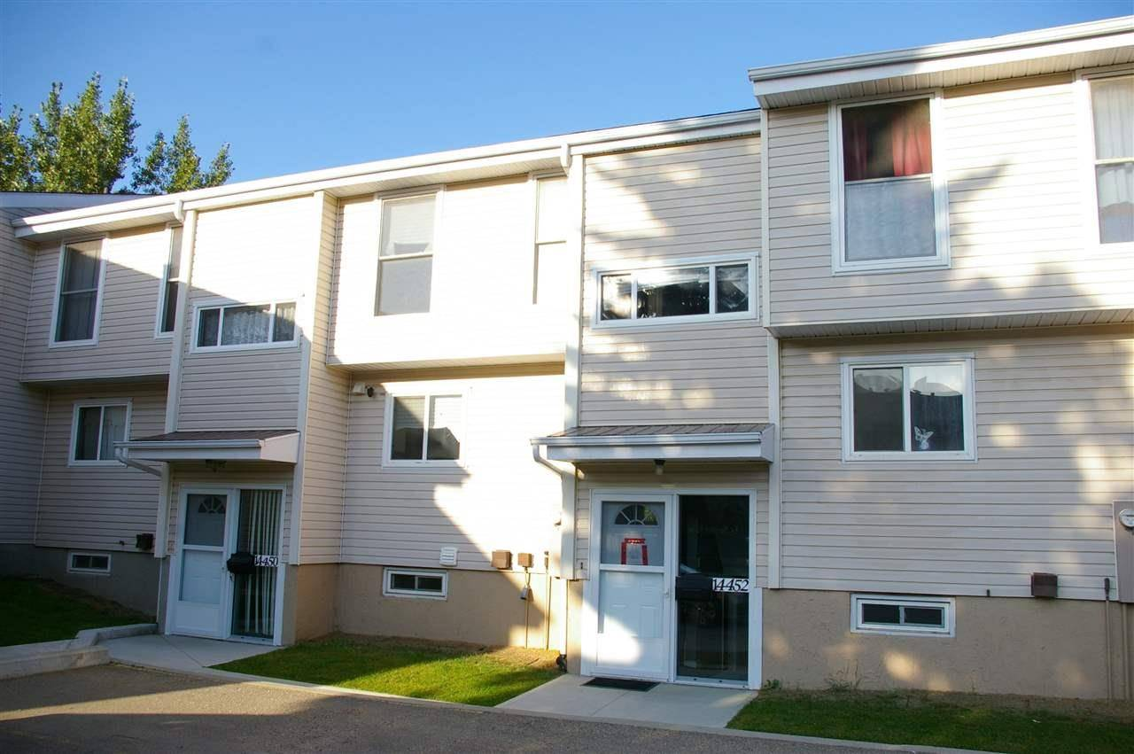 Townhouse for sale at 14452 56 St Nw Edmonton Alberta - MLS: E4174284