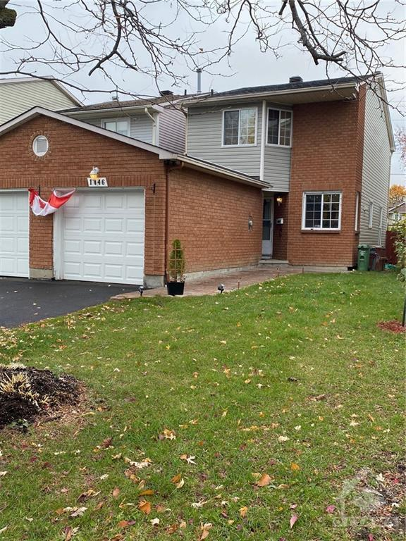 Removed: 1446 Hodge Crescent, Ottawa, ON - Removed on 2020-11-06 12:03:23