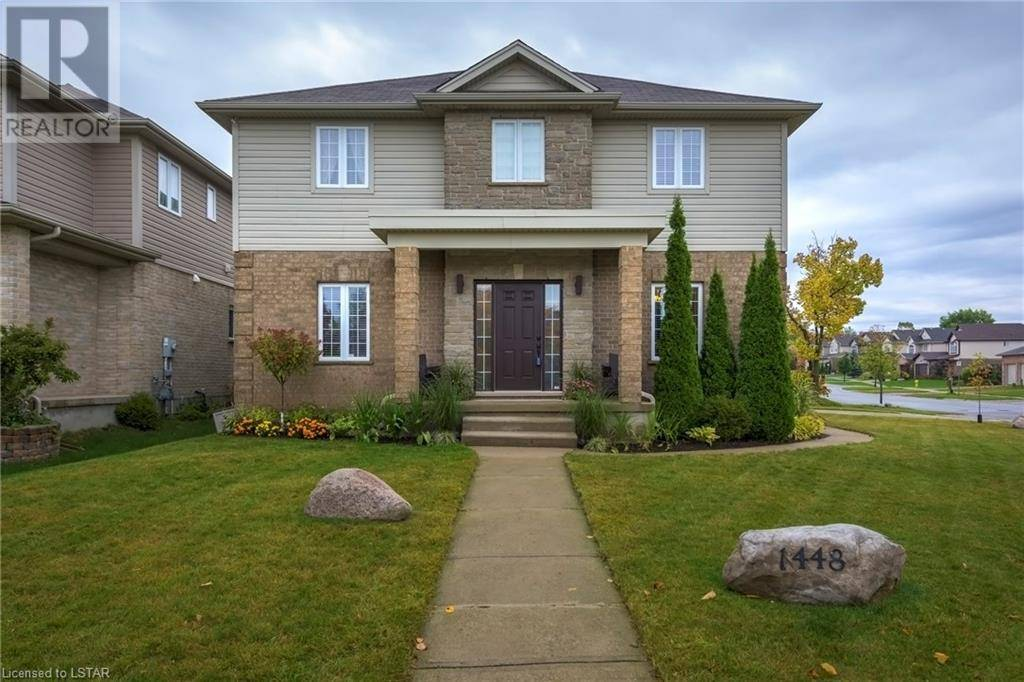 House for sale at 1448 Coronation Dr London Ontario - MLS: 227006
