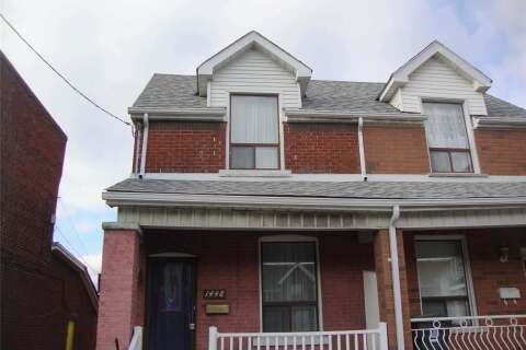 Townhouse for rent at 1448 Dufferin St Toronto Ontario - MLS: W4914884