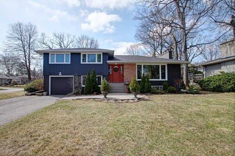 House for sale at 1448 Fairmile Ct Mississauga Ontario - MLS: W4733258