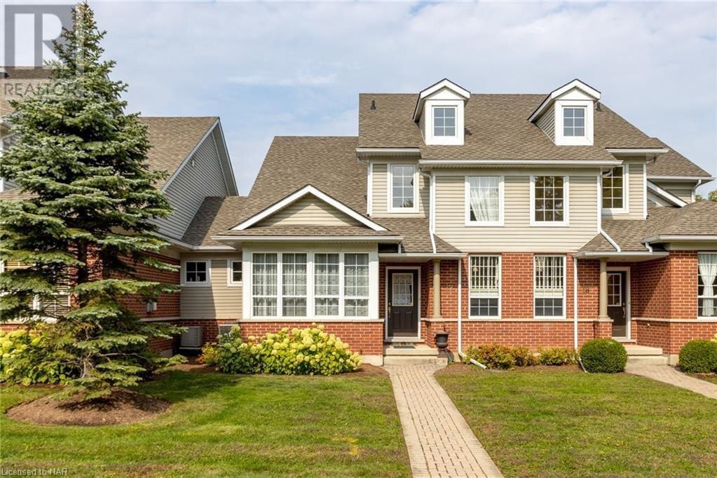 Townhouse for sale at 1448 Niagara Stone Rd Niagara-on-the-lake Ontario - MLS: 40036257