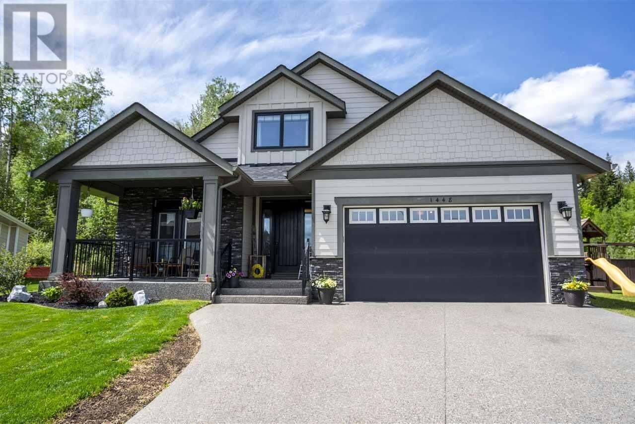 House for sale at 1448 Omineca Pl Prince George British Columbia - MLS: R2460497
