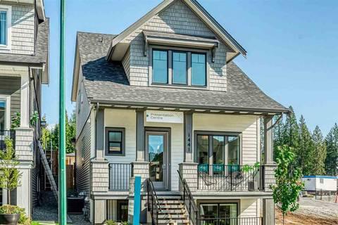 House for sale at 1449 Argyle Pl Coquitlam British Columbia - MLS: R2430659