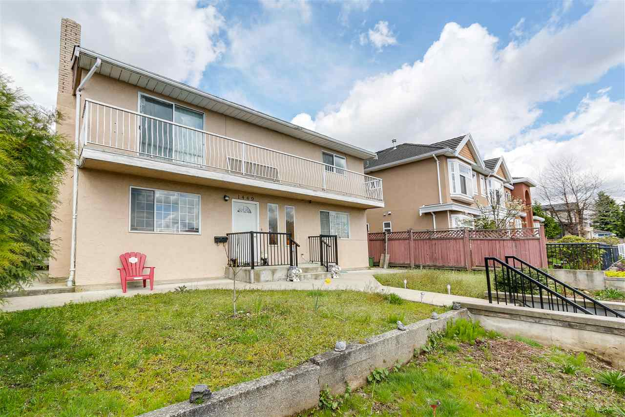 Removed: 1449 East 62nd Avenue, Vancouver, BC - Removed on 2018-06-22 20:09:22