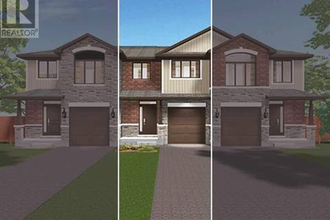 Townhouse for sale at 1449 Monarch Dr Kingston Ontario - MLS: K19001353
