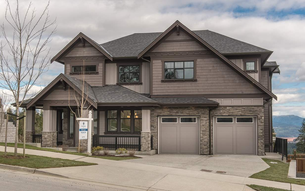 Sold: 1449 Strawline Hill Street, Coquitlam, BC