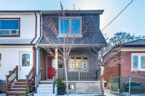 Townhouse for sale at 144 Earlscourt Ave Toronto Ontario - MLS: W4424088