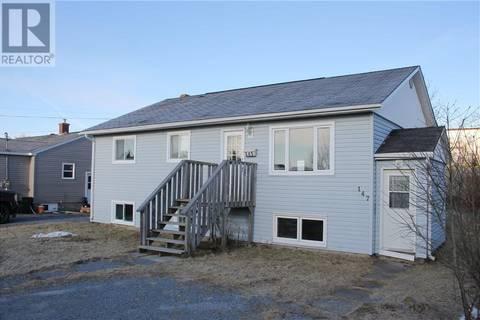 Townhouse for sale at 147 Mount Pleasant Ave Unit 145 Saint John New Brunswick - MLS: NB027867